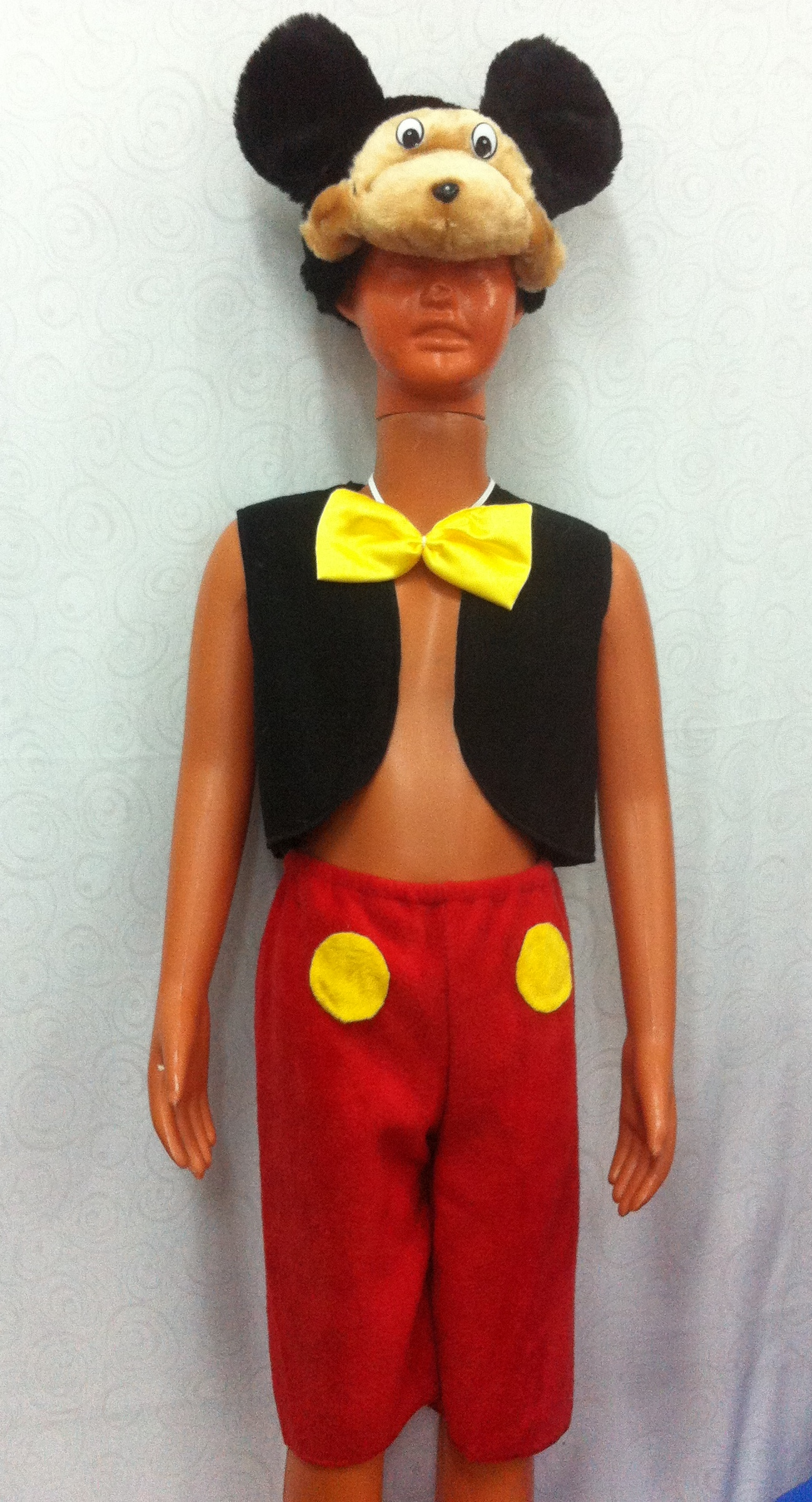 Женский костюм с микки маусом с доставкой